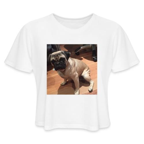 Gizmo Fat - Women's Cropped T-Shirt