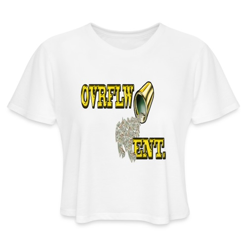 OVRFLW - Women's Cropped T-Shirt