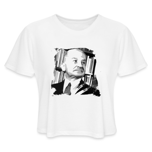Ludwig von Mises Libertarian - Women's Cropped T-Shirt