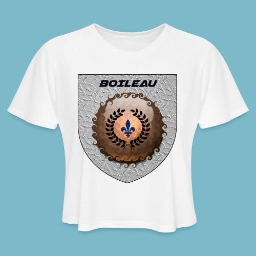 BOILEAU 1 - Women's Cropped T-Shirt