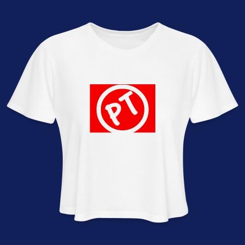 Enblem - Women's Cropped T-Shirt