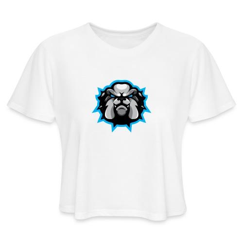 Exodus Stamp - Women's Cropped T-Shirt