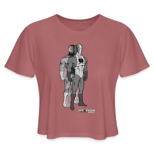 Superhero 9 - Women's Cropped T-Shirt