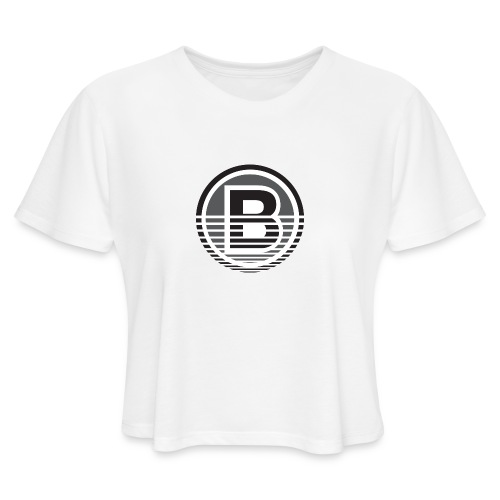 Backloggery/How to Beat - Women's Cropped T-Shirt