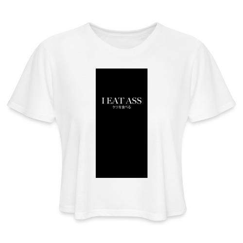 asss5 - Women's Cropped T-Shirt