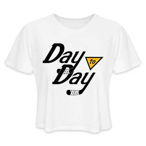 Day to Day - Women's Cropped T-Shirt