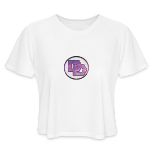 DerpDagg Logo - Women's Cropped T-Shirt