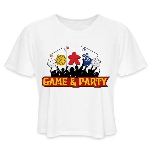 Logo - Women's Cropped T-Shirt
