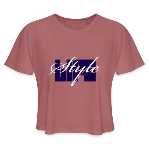 Style Life - Women's Cropped T-Shirt