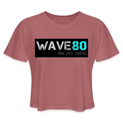 Main Logo - Women's Cropped T-Shirt