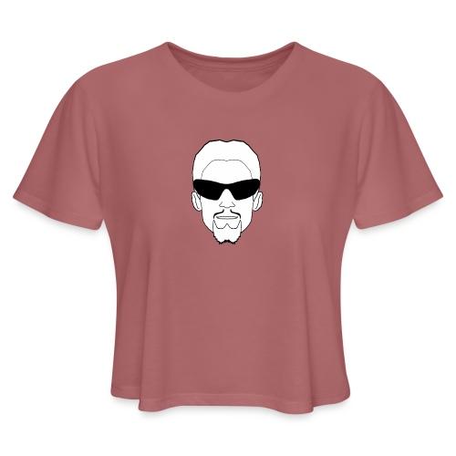 Thomas EXOVCDS - Women's Cropped T-Shirt
