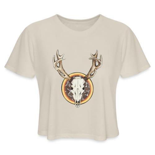 Death Dearest - Women's Cropped T-Shirt