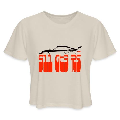 EURO POR - Women's Cropped T-Shirt