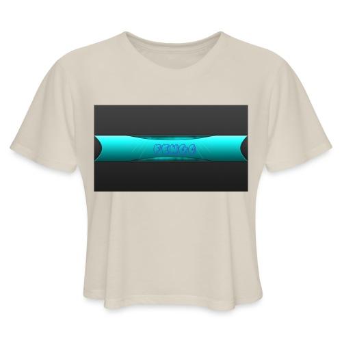 pengo - Women's Cropped T-Shirt