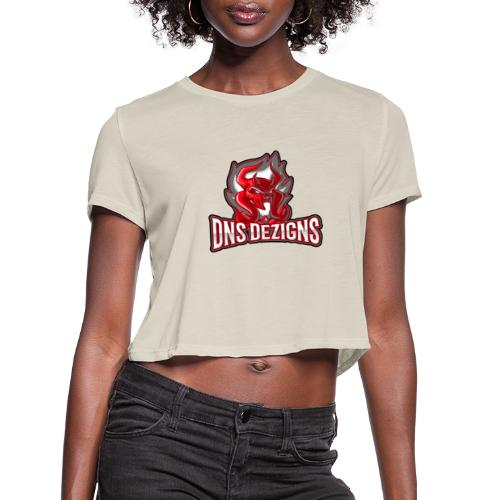 DNS Original - Women's Cropped T-Shirt