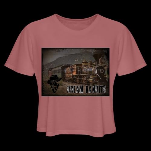 Dream Bandits Vintage SE - Women's Cropped T-Shirt