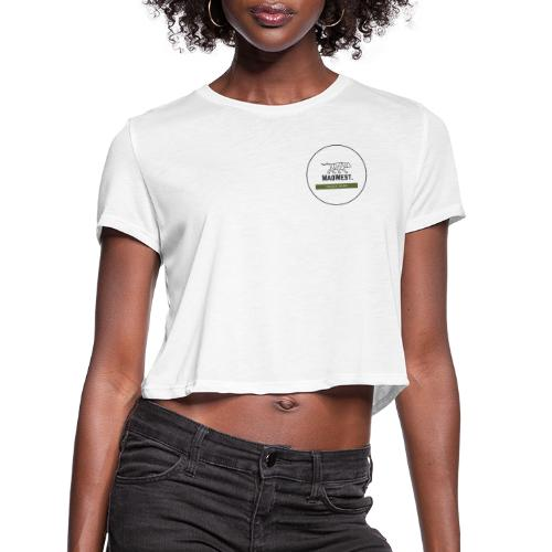 MadWest. Tough Gear - Women's Cropped T-Shirt