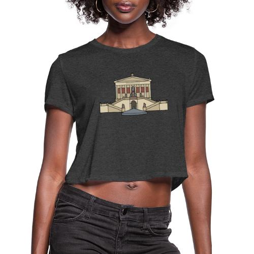 National Gallery BERLIN - Women's Cropped T-Shirt