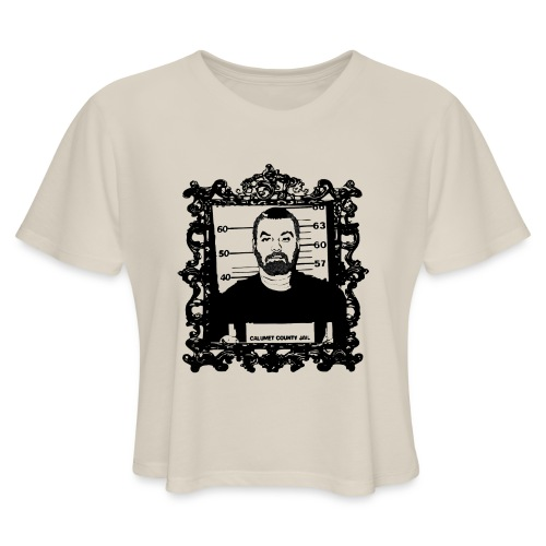 Framed Steven Avery - Women's Cropped T-Shirt