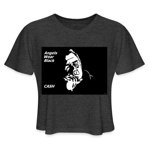 CASH - Women's Cropped T-Shirt