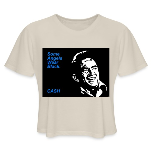 CASH - Women's Cropped T-Shirt