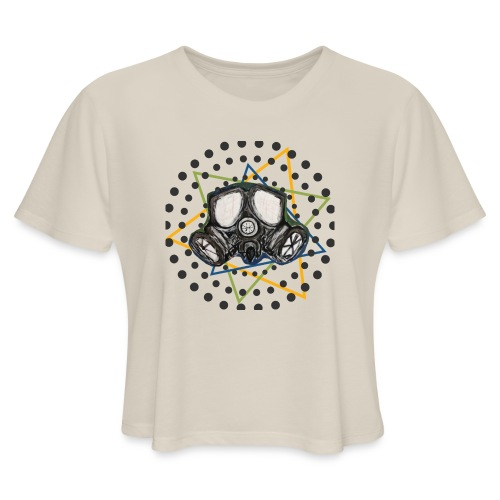 PPE Vibe - Women's Cropped T-Shirt