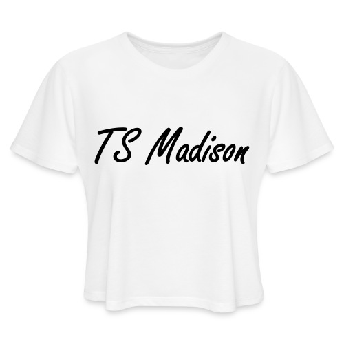 new Idea 12724836 - Women's Cropped T-Shirt