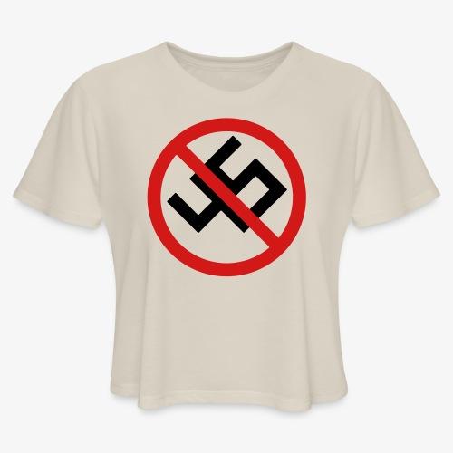 NO45 - Women's Cropped T-Shirt