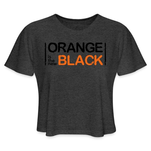 Free Piper, Orange is the New Black Women's - Women's Cropped T-Shirt
