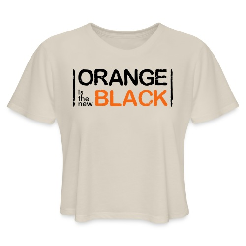 Free Piper, Orange is the New Black Women's - Women's Cropped T-Shirt