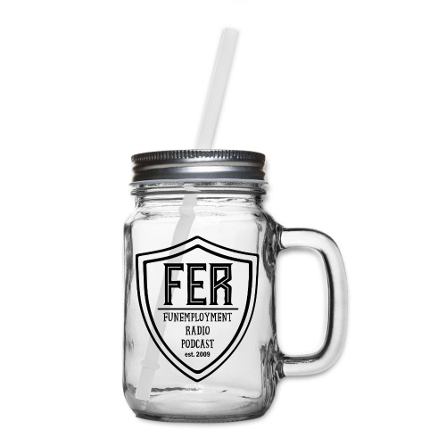 FER Shield - Mason Jar