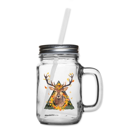 The Spirit of the Forest - Mason Jar
