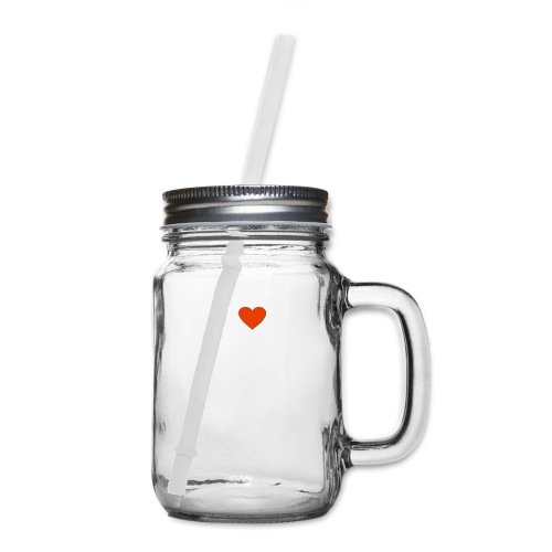 I Heart Political Correctness - Mason Jar
