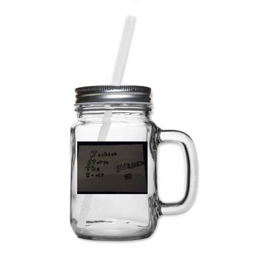 stormers merch - Mason Jar