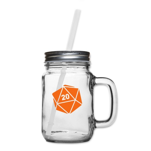 D20 Winter Toque - Mason Jar