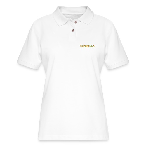 Shangri-La - Women's Pique Polo Shirt