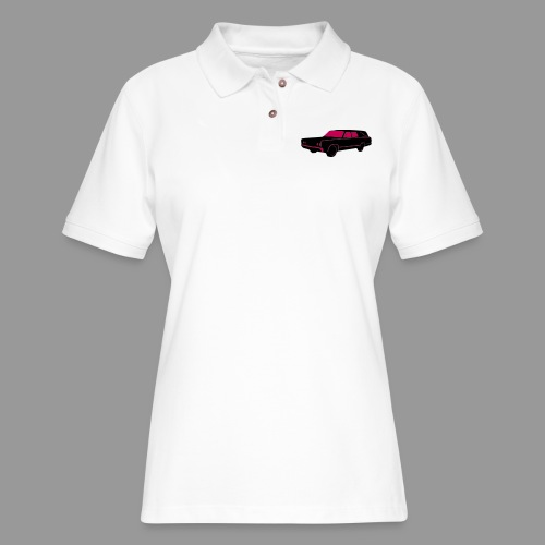 Hearse - Women's Pique Polo Shirt