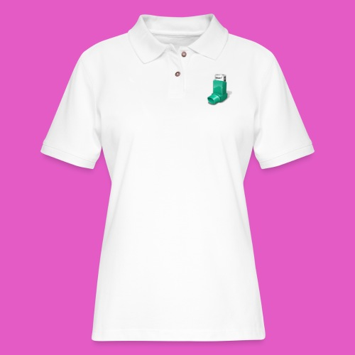 INHALER - Women's Pique Polo Shirt