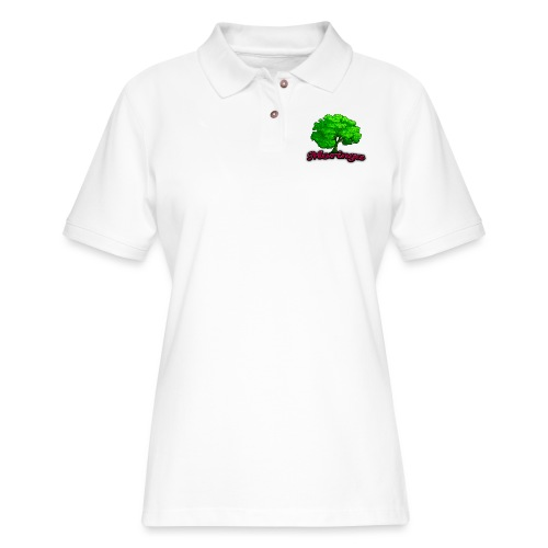 Moringa Games Mug - Women's Pique Polo Shirt