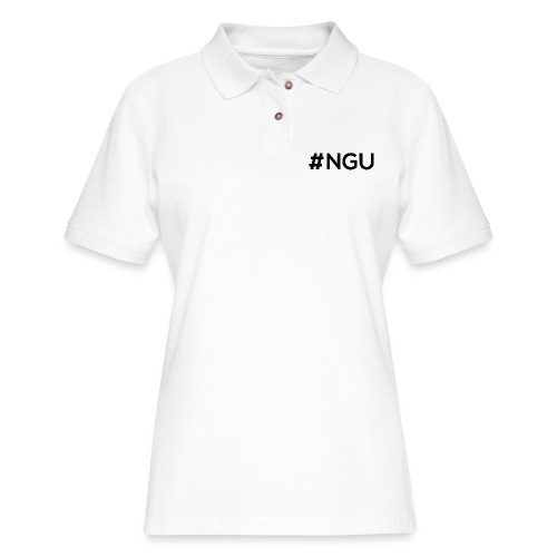logo 11 final - Women's Pique Polo Shirt