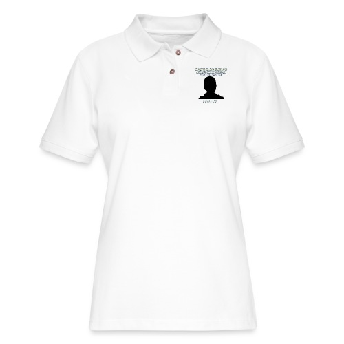 AnimeBusters Guess Who Series? -One Punch Man - Women's Pique Polo Shirt