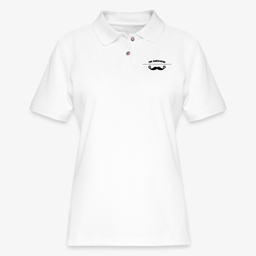 the boostage - Women's Pique Polo Shirt