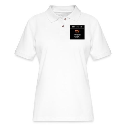 Ben Totman - Women's Pique Polo Shirt