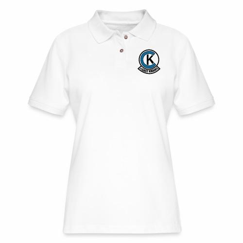#CastKhairy - Women's Pique Polo Shirt