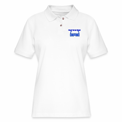 Made To Be Great - Women's Pique Polo Shirt
