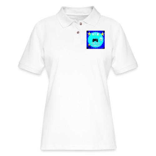 MInerVik Merch - Women's Pique Polo Shirt