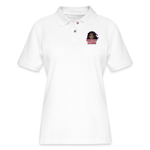 Eyebrows On Fleek - Women's Pique Polo Shirt