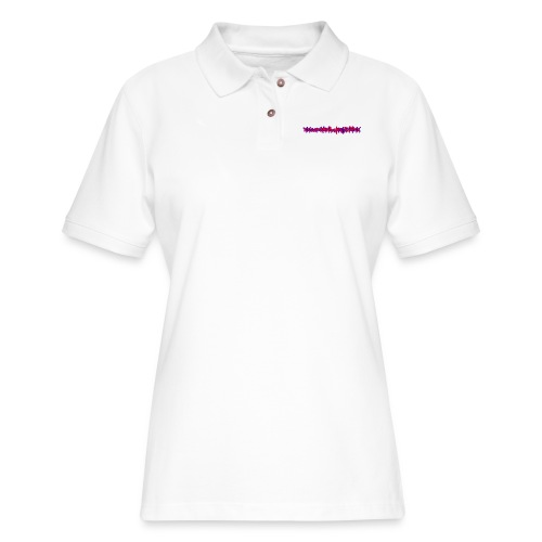 Logo - Women's Pique Polo Shirt