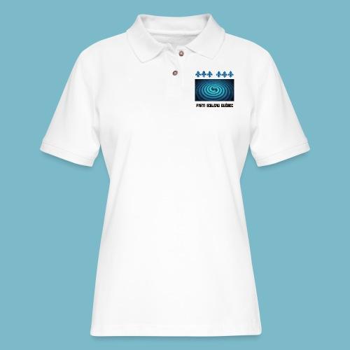 35 - Women's Pique Polo Shirt