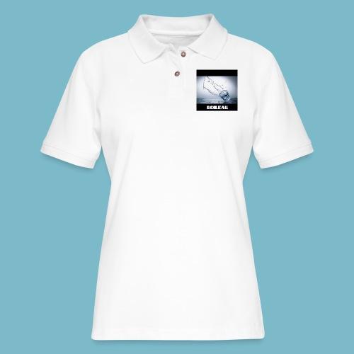 24 - Women's Pique Polo Shirt